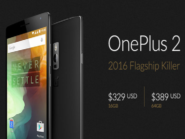 OnePlus 2 unveiled, coming to India on Aug 11: Key specs and features