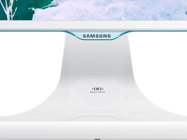 Samsung's new monitor can now charge your smartphone!