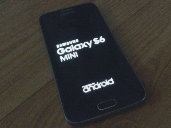 Samsung Galaxy S6 Mini leaked in a set of leaked images