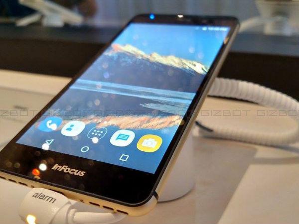 InFocus Launches Series of Mid-Range Smartphone