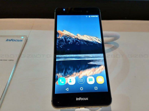 InFocus Launches Series of Mid-Range Smartphone