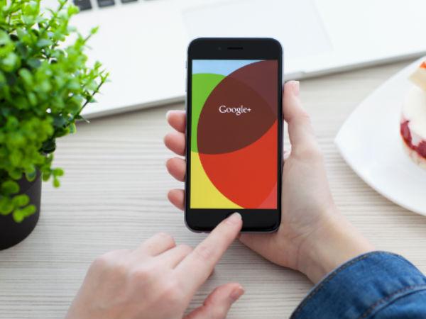 Google no longer to promote Google+ as Facebook rival