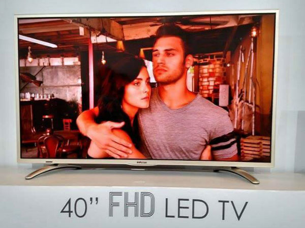 Infocus Launches LED TV Range and 2-in 1 Tablet Hybrid in India