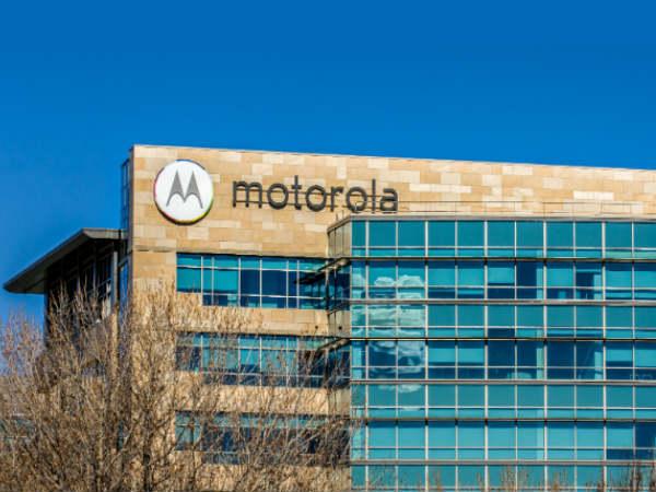 Motorola mulls manufacturing facility in India