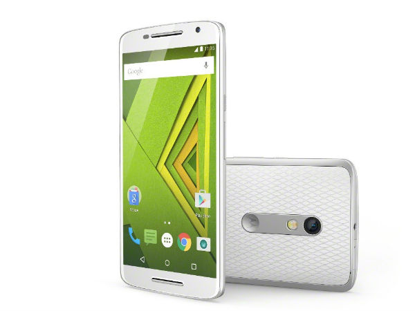 Motorola Launched Moto X Play with Snapdragon 615 SoC