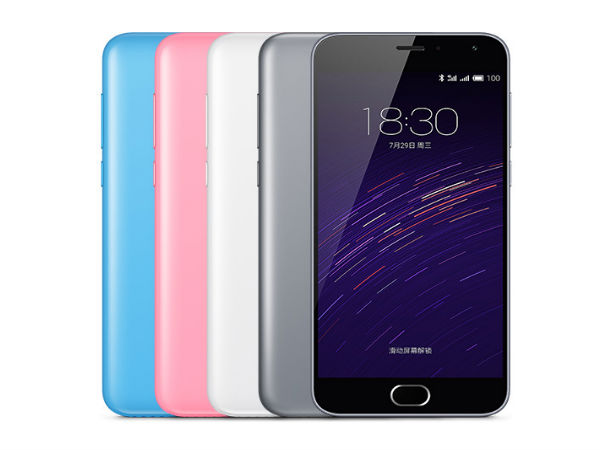 Meizu M2 with 5-inch Display, Quad-Core CPU Announced
