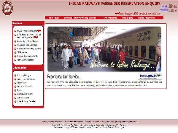 Railways start online survey on preference of bedrolls