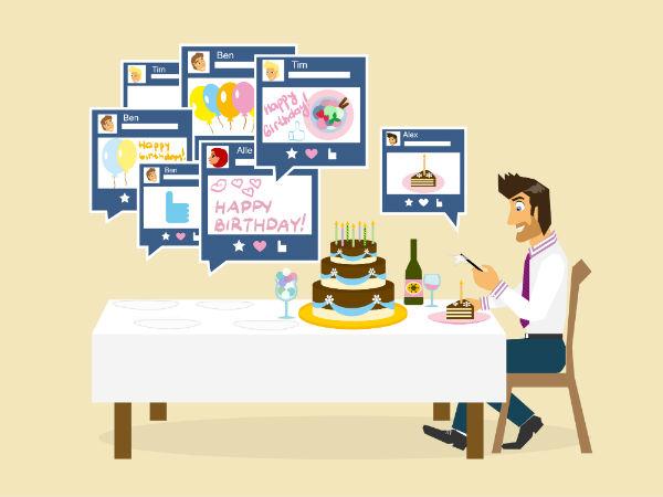 Facebook bids adieu to 'Happy Birthday!' wishes