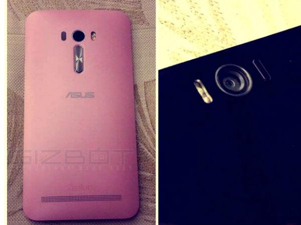 Asus Showcases ZenFone 2 Deluxe, Selfie and Laser smartphones in India