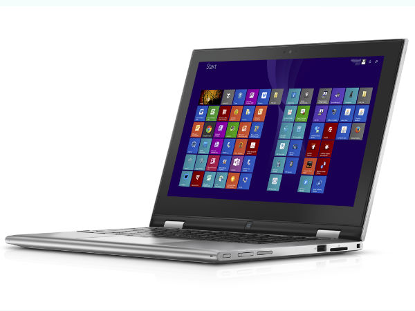 Dell Inspiron 11 3000: Now upgrade to Windows 10 OS