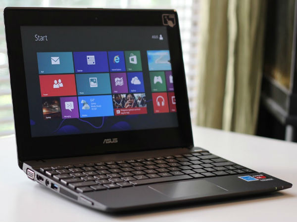 Asus X102BA-DF039H Netbook: Now upgrade to Windows 10 OS