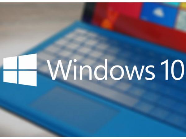 Microsoft Announces Windows 10 Price In India