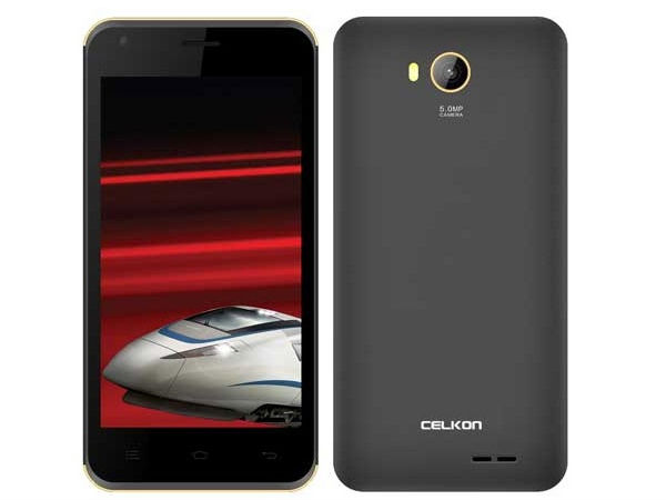 Celkon Millenia 2GB Xpress with 4.5-inch Display, 2GB RAM Launched