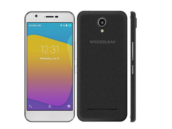 Wammy Neo 3 with Octa-Core CPU, 3GB RAM Launched at Rs 14,990