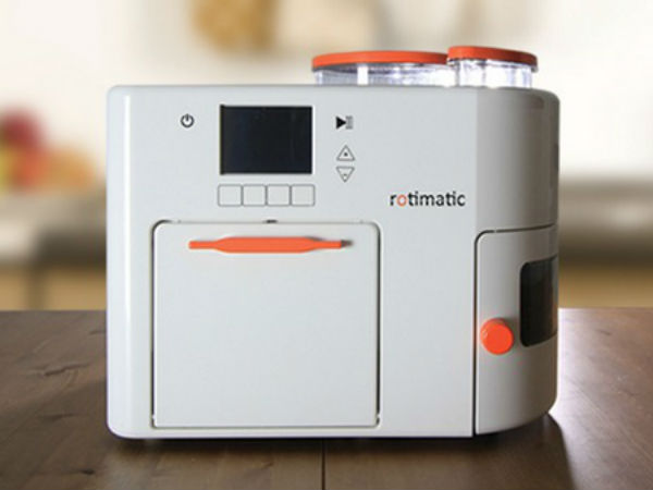 India-born engineer's roti maker gets $11.5 mn investment