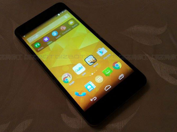 Micromax Canvas Xpress 2 E313 Launched at Rs 5,999