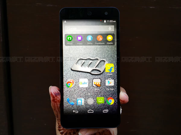 Micromax Canvas Xpress 2 First Impressions