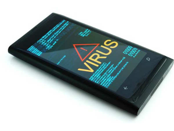 Smartphone Gets Viruses and Malware