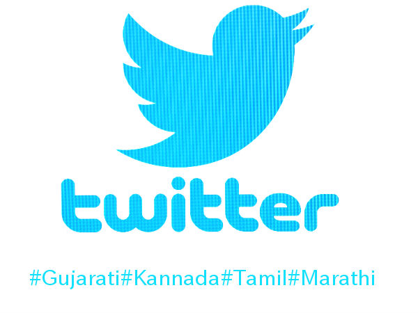 Twitter adds four Indian languages (Lead)
