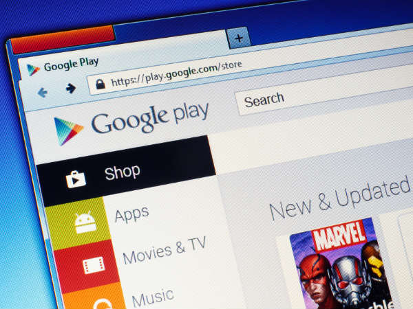 Google Play Store App pricing will now start at Rs.10