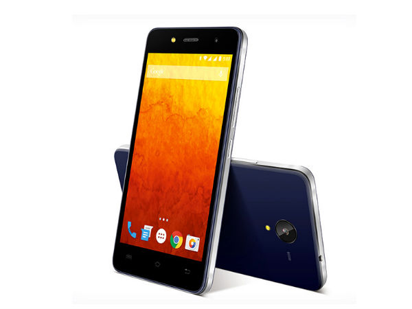 Lava Iris X1 Selfie with 4.5-inch Display, 8MP Camera Launched