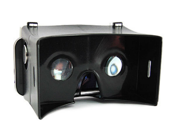 AuraVR is a 'made in India' virtual reality headset, priced at Rs 650