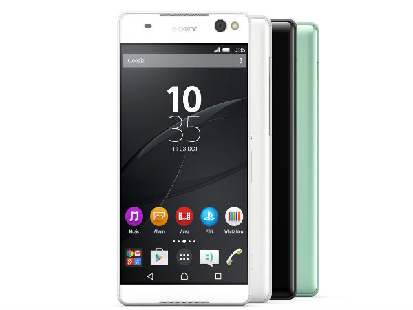 Sony Xperia C5 Ultra with 6-inch Display, 13MP Camera Announced