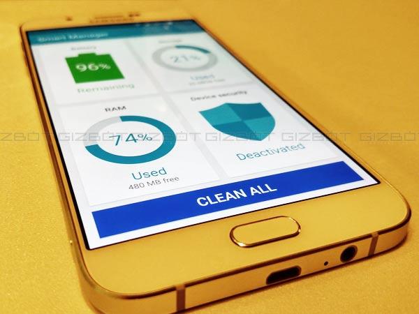 Samsung Galaxy A8 4G First Impressions