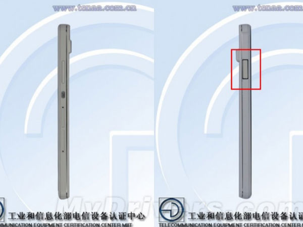 Huawei Smartphone with Sliding Camera Module Spotted [Report]