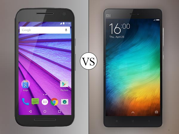 Moto G 3rd Gen vs Xiaomi Mi4i: Can Motorola Challenge 'Apple of China'