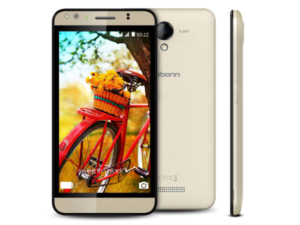 Karbonn Titanium Mach Five Spotted Online at Rs 5,999: First Report