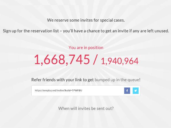 How to Get A OnePlus 2 Invite: 5 Simple Methods