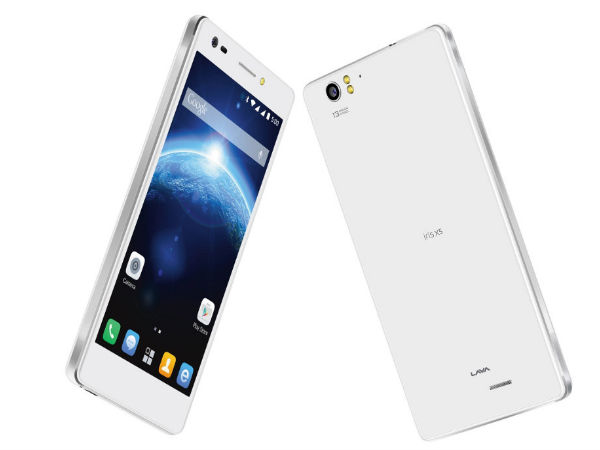 Lava Iris X5 4G with 2GB RAM, 8MP selfie Camera Launched for Rs 10,199