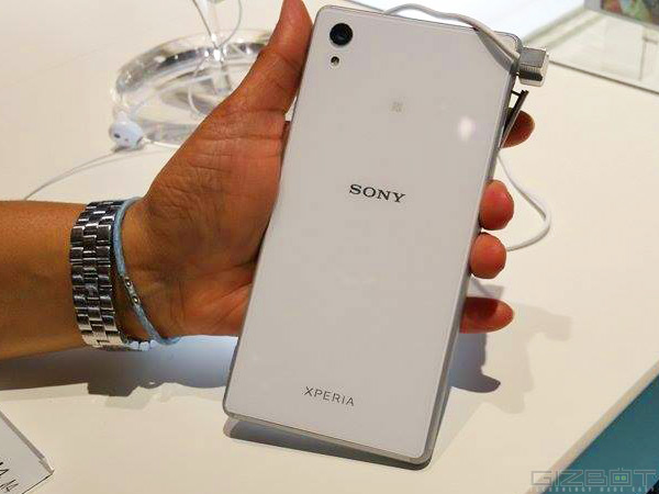 Sony Xperia M4 Aqua Dual Started Receiving Firmware Update in India