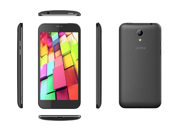 Intex Cloud 4G with 13MP Camera, Android 5.0 Lollipop Launched