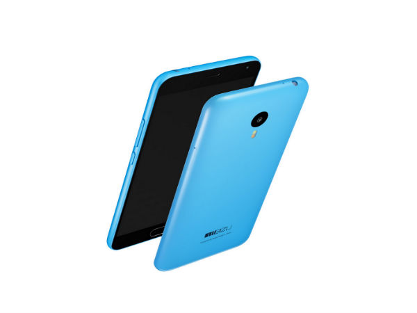 Meizu M2 Note Finally Comes to India at Rs 9,999