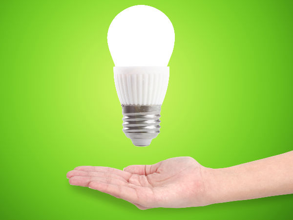'India to change one billion light points with LED bulbs'