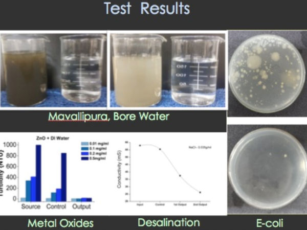 Indian waste water purification tech wins Google Pitch Fest