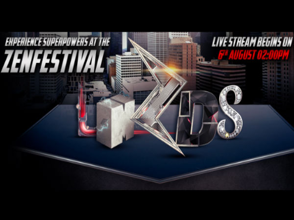 Watch Asus ZenFestival 2015 Live Streaming Here [Video]