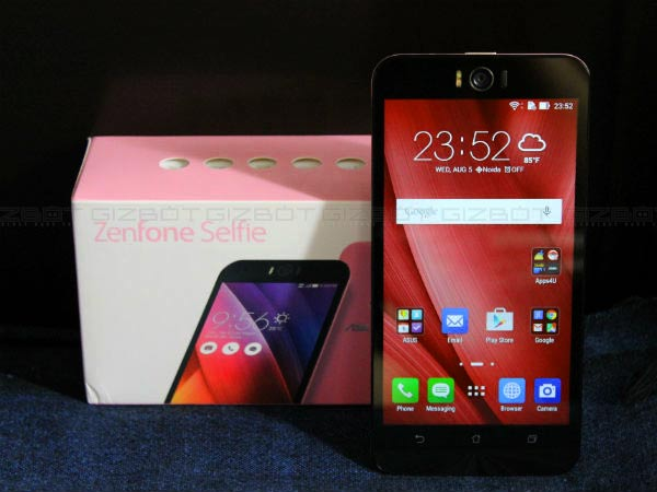 Asus Zenfone Selfie First Impressions