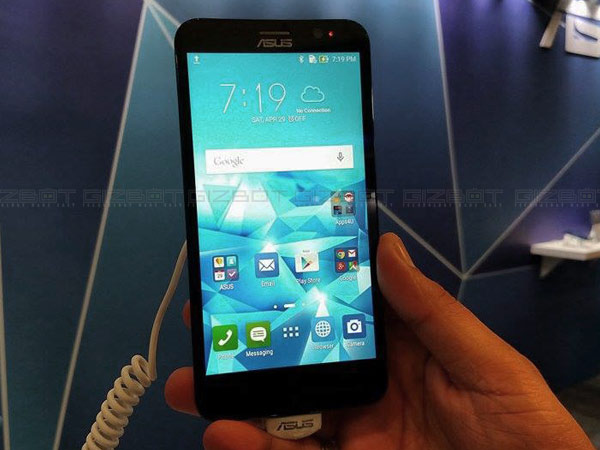 Asus Zenfone 2 Deluxe with Intel Quad-Core CPU, 4GB RAM Launched
