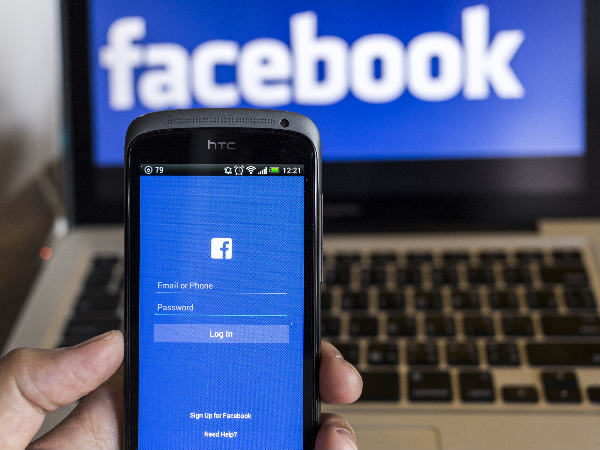 Your loan would be routed through Facebook!