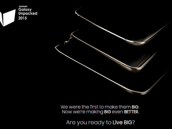 Samsung Releases Teaser Image For the Upcoming Unpacked Event