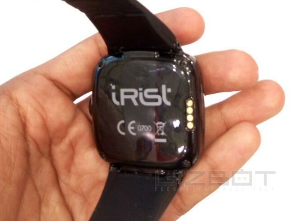 Intex iRist smartwatch now available on eBay in India