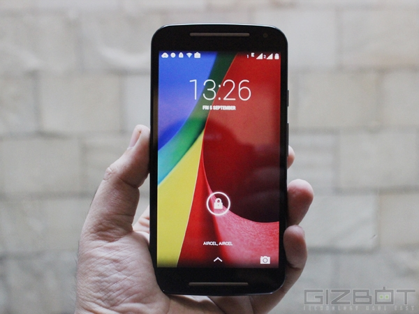 Motorola Moto G 2Gen: Offer With Exchange From Rs 5,999