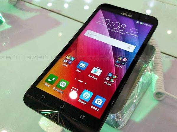 Asus ZenFone 2 Laser 5.5 and 5.0