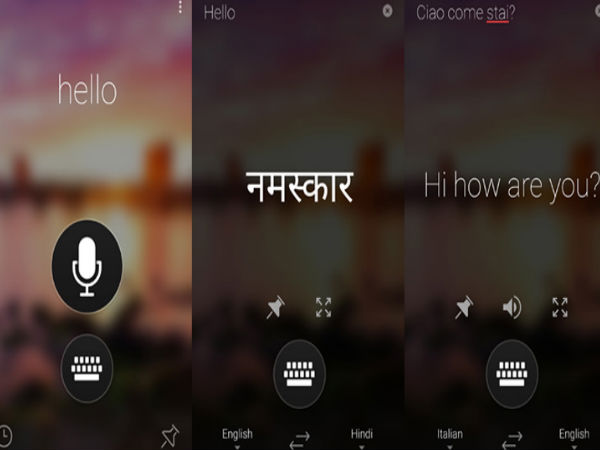 Microsoft Launched Translator App with 50 Languages support