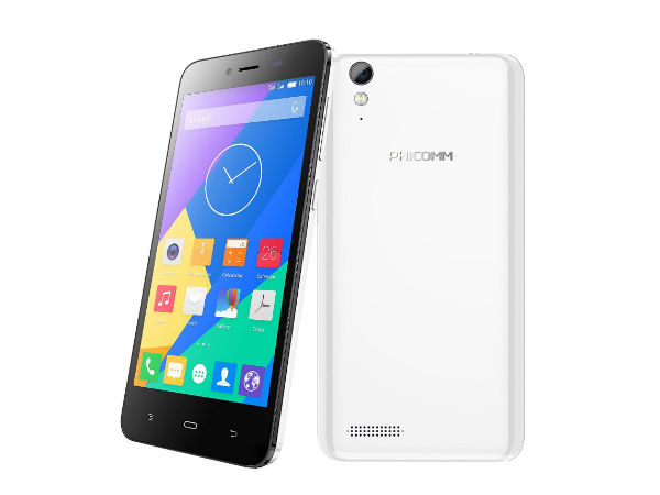 Phicomm Energy 653 with 4G LTE support Launched for Rs 4,999
