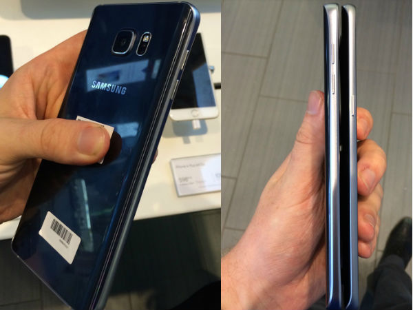 Samsung Galaxy Note 5 gets a hands-on treatment ahead of launch