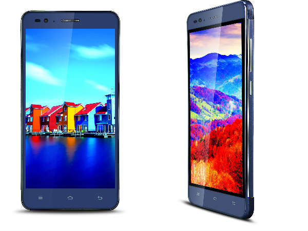 iBall Andi HD6 with 6-inch Display, 8MP Camera Launched for Rs 6,999